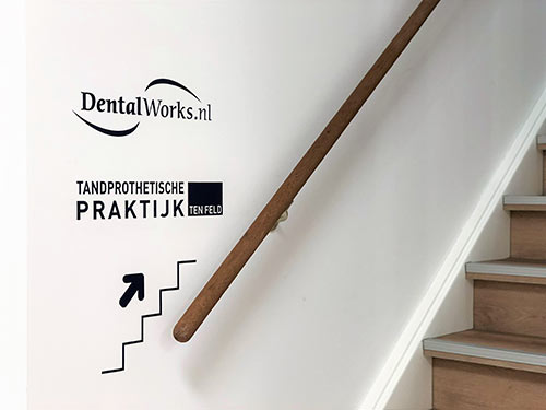 Trap Dental Works en A. Ten Feld